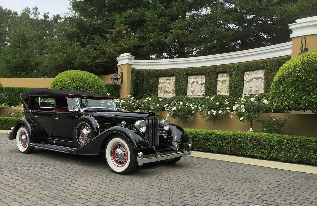 Academy of Art University will showcase vintage cars - SFGate