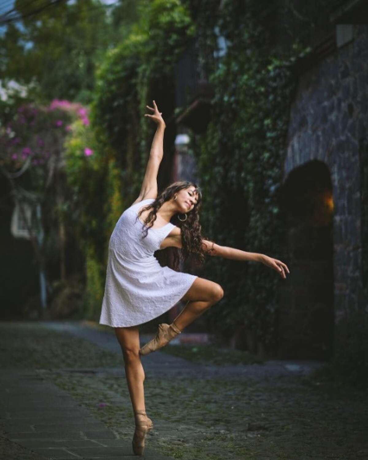 Omar Z Robles, who often uses bustling streets his photography studio, spent two weeks in Mexico capturing the country's best ballet dancers to disprove some of president elect Donald Trump's previous rhetoric on immigrants.