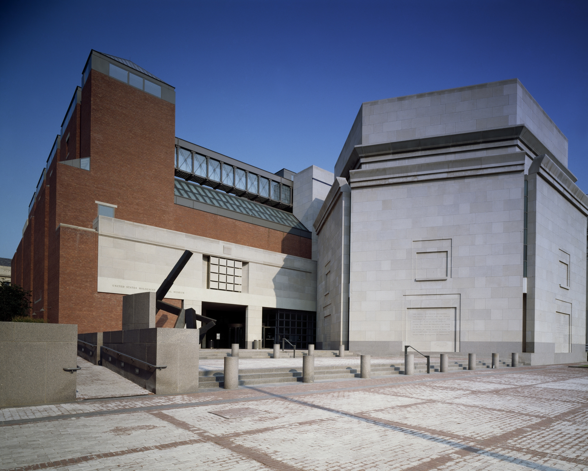 U S  Holocaust Museum condemns white nationalists, says