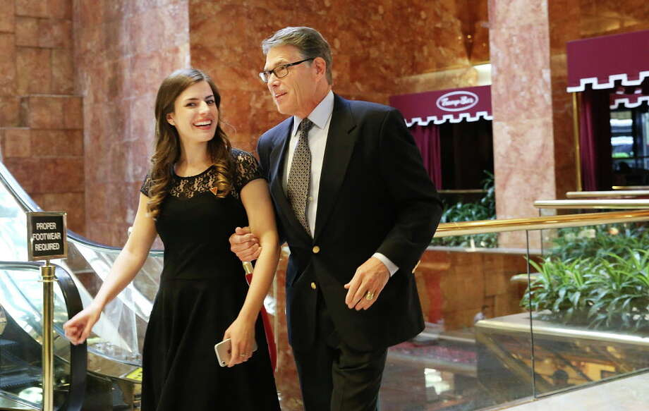 Perry meets with Trump to discuss possible Cabinet slot - Houston ...