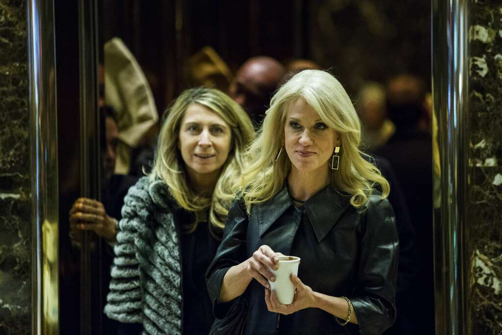 Kellyanne Conway: Mitt Romney 'went out of his way to hurt Donald ...