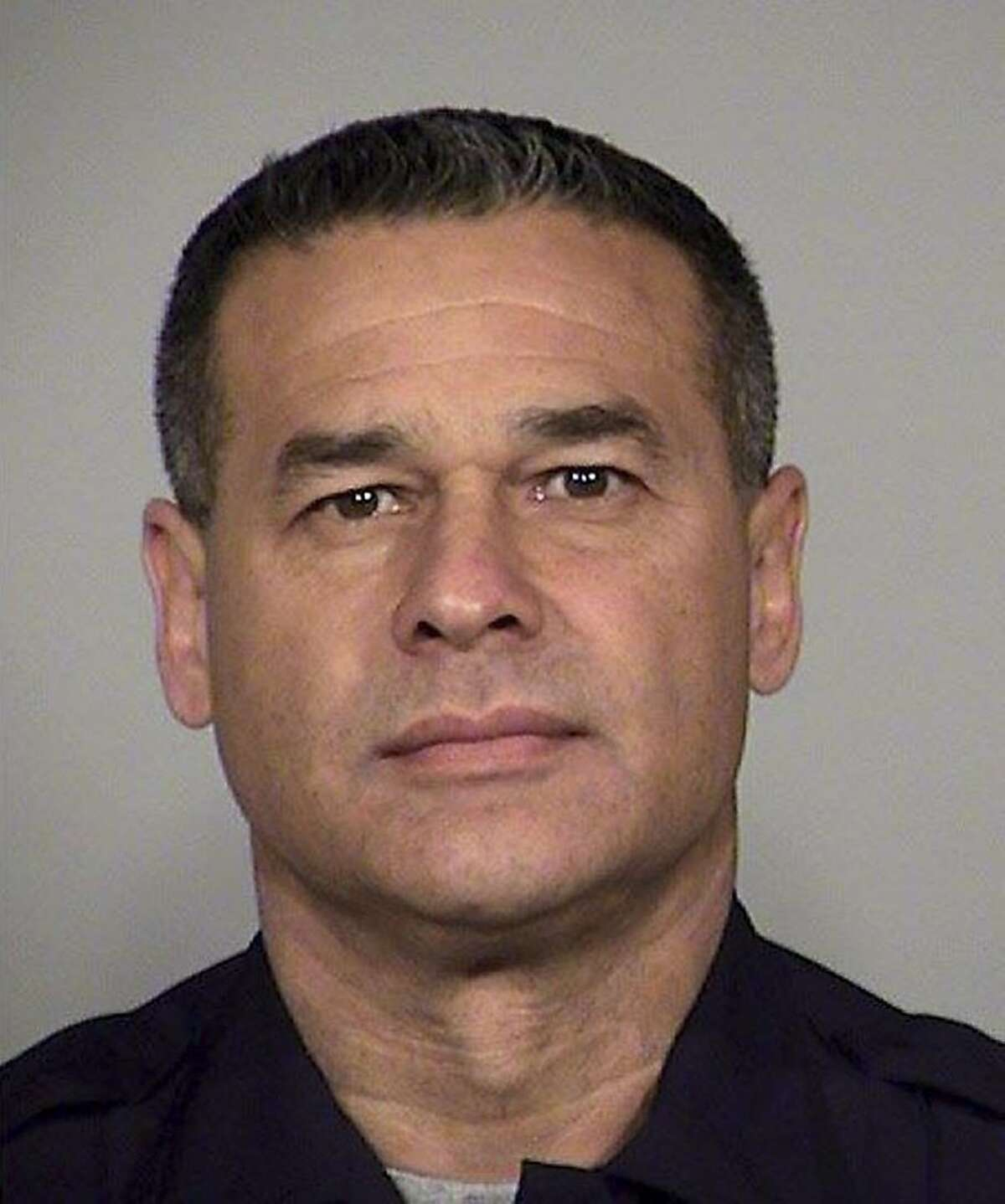 In an undated handout photo, Det. Benjamin Marconi of the San Antonio police department. Det. Marconi, who was shot to death while sitting in a squad car, was apparently killed just for being on the force, the city's police chief said on Monday, a day after the detective and three officers were shot in separate episodes around the country.