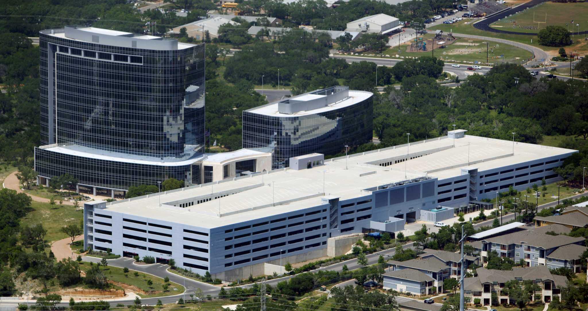Former Andeavor Headquarters Building On San Antonio S