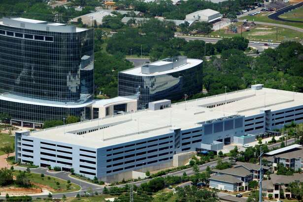 Tesoro Corp.'s headquarters in San Antonio. The company's Tesoro Logistics, a limited partnership, announced the sale of 5 million units Tuesday.