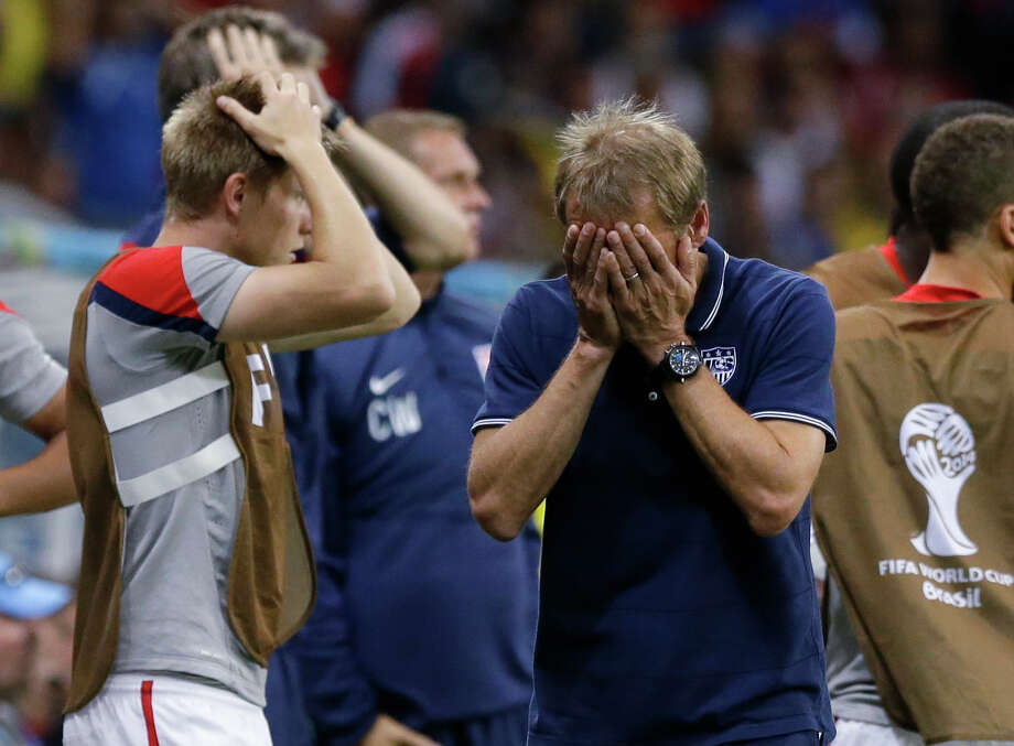 Back-to-back World Cup qualifying losses to Mexico and Costa Rica sealed Jurgen Klinsmann's fate. Photo: Matt Dunham, STF / Copyright 2016 The Associated Press. All rights reserved.