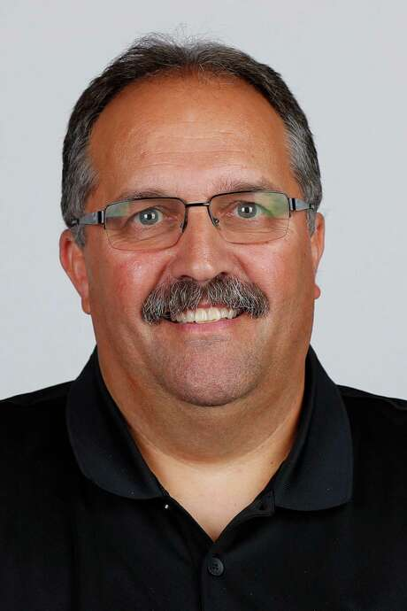 This a headshot of basketball head coach Stan Van Gundy. Stan Van Gundy is an active basketball head coach for the Detroit Pistons as of Monday, Sept. 26, 2016 in the NBA. (AP Photo/Paul Sancya) Photo: Paul Sancya, STF / AP