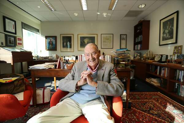 Ex-CEO John Bogle still believes in the power of low fees, starting to invest early, and dispensing with active money managers. (David Swanson/Philadelphia Inquirer/TNS)