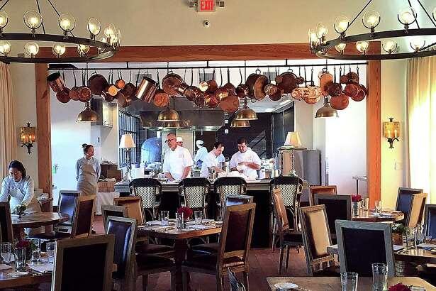 Signature at La Cantera Resort & Spa is the new restaurant from San Antonio chef Andrew Weissman.
