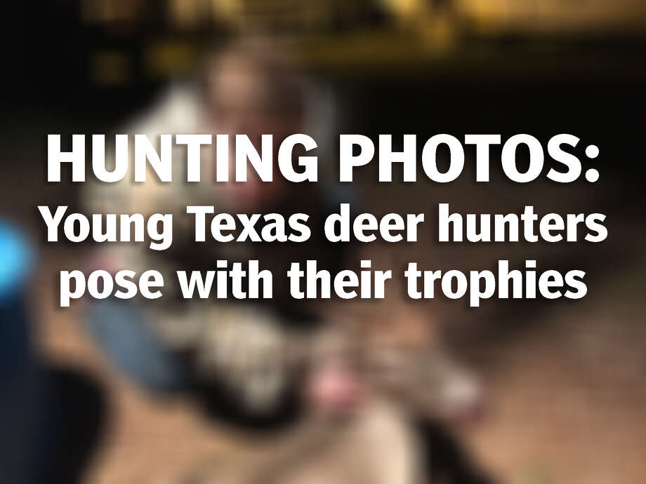 Check out the hunting photos of these proud young Texas hunters. Photo: Houston Chronicle
