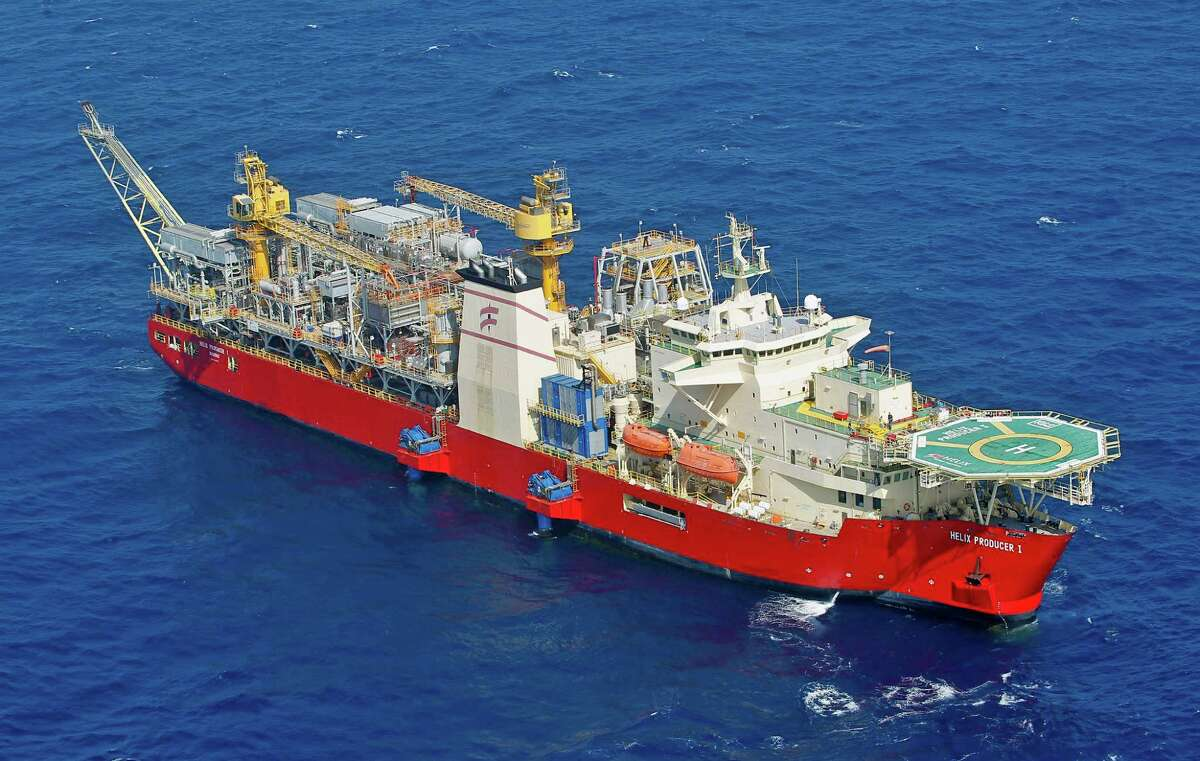 Helix Energy's offshore operations use several types of marine vessels. Rusty Costanza/The Times-Picayune