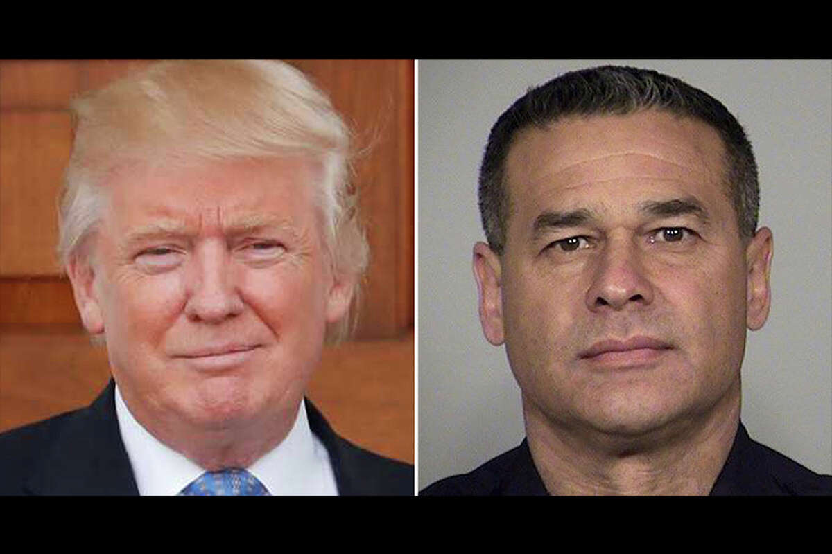 President-elect Donald Trump (left), SAPD Det. Benjamin Marconi. Click through to catch up on everything we know so far about the shocking ambush.