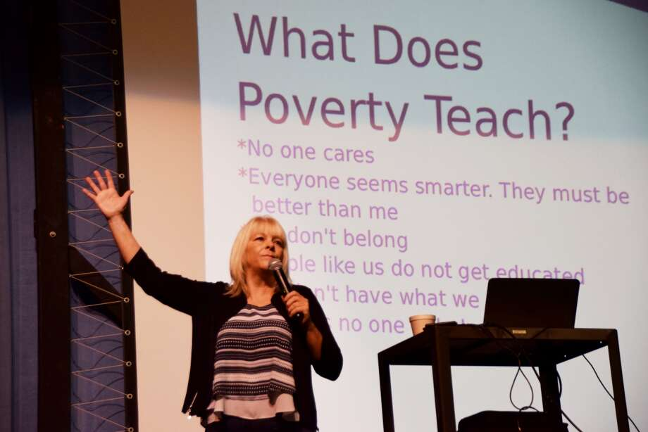 how to build relationships with students of poverty