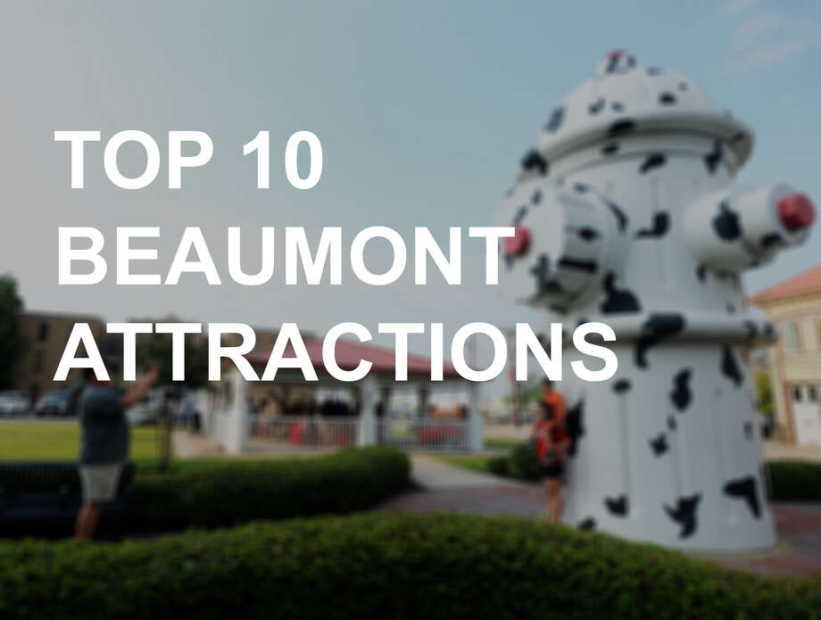 Scroll through to see the Top 10 attractions to visit in Beaumont, as ranked by Trip Advisor.