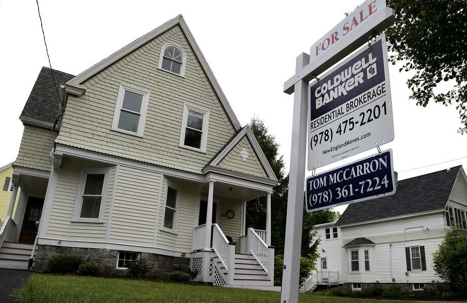 Homes sales reached their fastest pace since February 2007. Photo: Elise Amendola, Associated Press