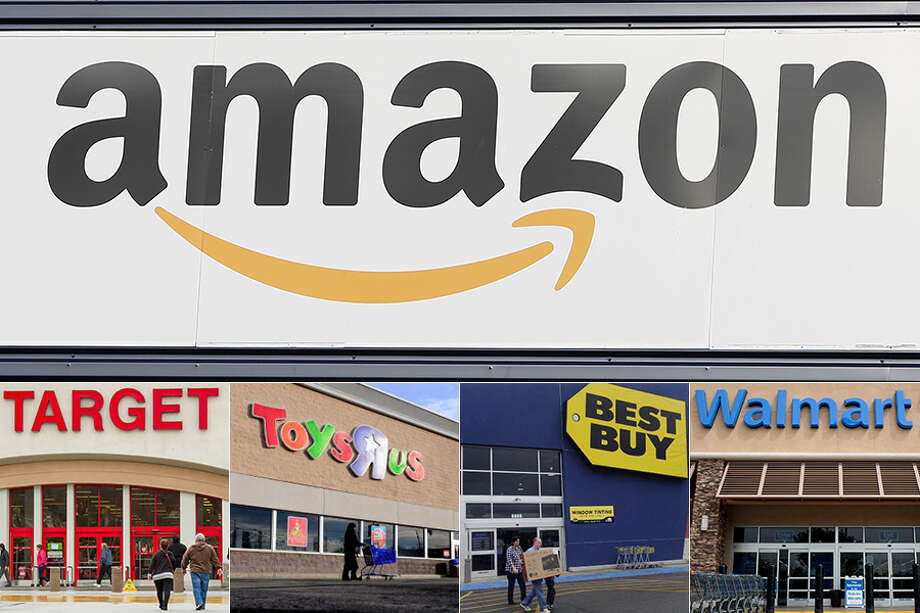 RANKINGS: See which stores offer better prices than Amazon?If you're going to fight the crowds on Black Friday, it better be worth it. Wallethub compared the advertised prices at these major brick-and-mortar retailers to find out what percentage of their deals were better than the advertised price for the same item on Amazon.com. Here's the Wallethub findings, from worst to first ... Photo: Houston Chronicle Composite