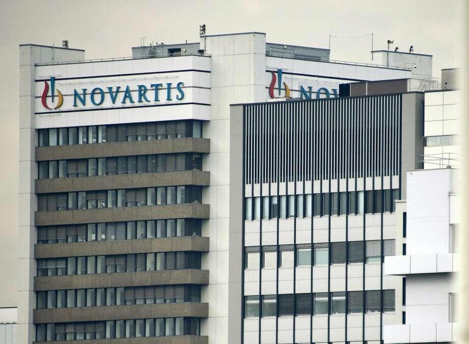 Switzerland's Novartis may sell some of its drugs. Photo: Georgios Kefalas, Associated Press
