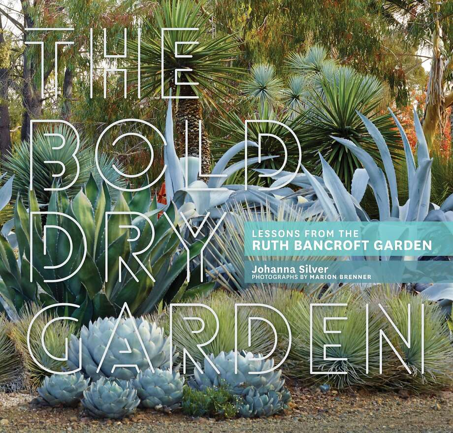 """""""The Bold Dry Garden: Lessons from the Ruth Bancroft Garden"""" by Johanna Silver; Photographs by Marion Brenner. Photo: Timber Press, Inc."""