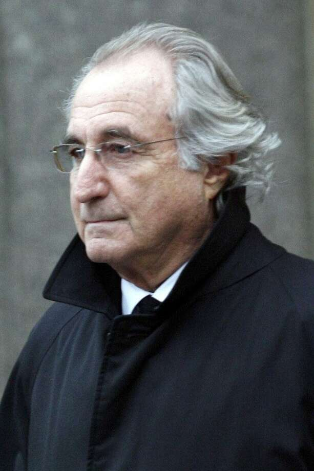 Bernard Madoff is serving a 150-year sentence in a federal prison in North Carolina for running the Ponzi scheme. Photo: Associated Press /File Photo / FR70043 AP