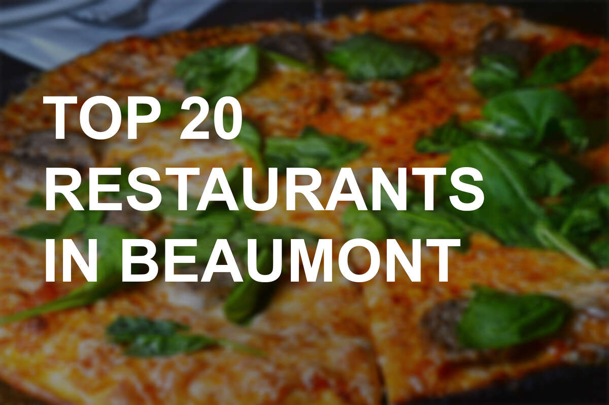 Keep scrolling to see the top 20 restaurants in Beaumont, according to Yelp, as well as what people are saying about them.