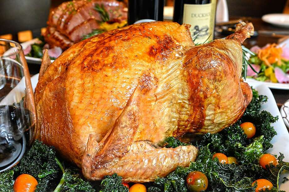 The Westin Hotel is featuring a Thanksgiving lunch buffet and a three-course holiday dinner. Photo: Courtesy Of George Brothers, George Brothers