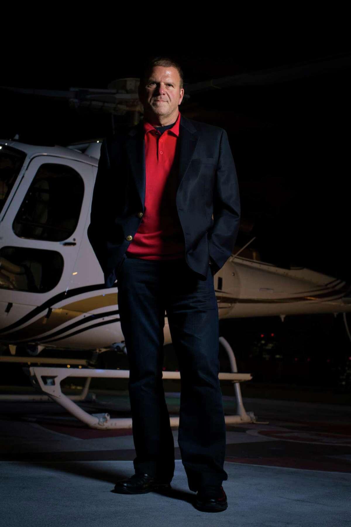 """On """"Billion Dollar Buyer,"""" Fertitta mentors entrepreneurs striving for a product deal via his Landry's empire."""