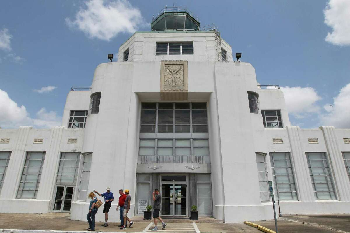 Entering the 1940 Terminal Museum is like stepping into the past.