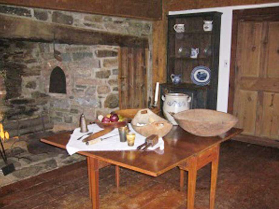 The Putnam Hill Chapter of the Daughters of the American Revolution will hold a Colonial Holiday celebration at Greenwich's historic Knapp Tavern at Putnam Cottage, 243 East Putnam Ave., from 4 to 7 p.m. Dec. 4. All are welcome to the Candlelight Open House, which will feature Connecticut's Fifth Regiment firing a volley of muskets and cannon, a sing-a-long to fiddle tunes, crafters, hot cider and gingerbread. Docents will be conducting tours throughout the evening. Admission is $5 per person/ $20 per family which assists in the preservation of the Tavern. For more information, visit www.PutnamHillDAR.org. Photo: Contributed Photo / Contributed Photo / Greenwich Citizen