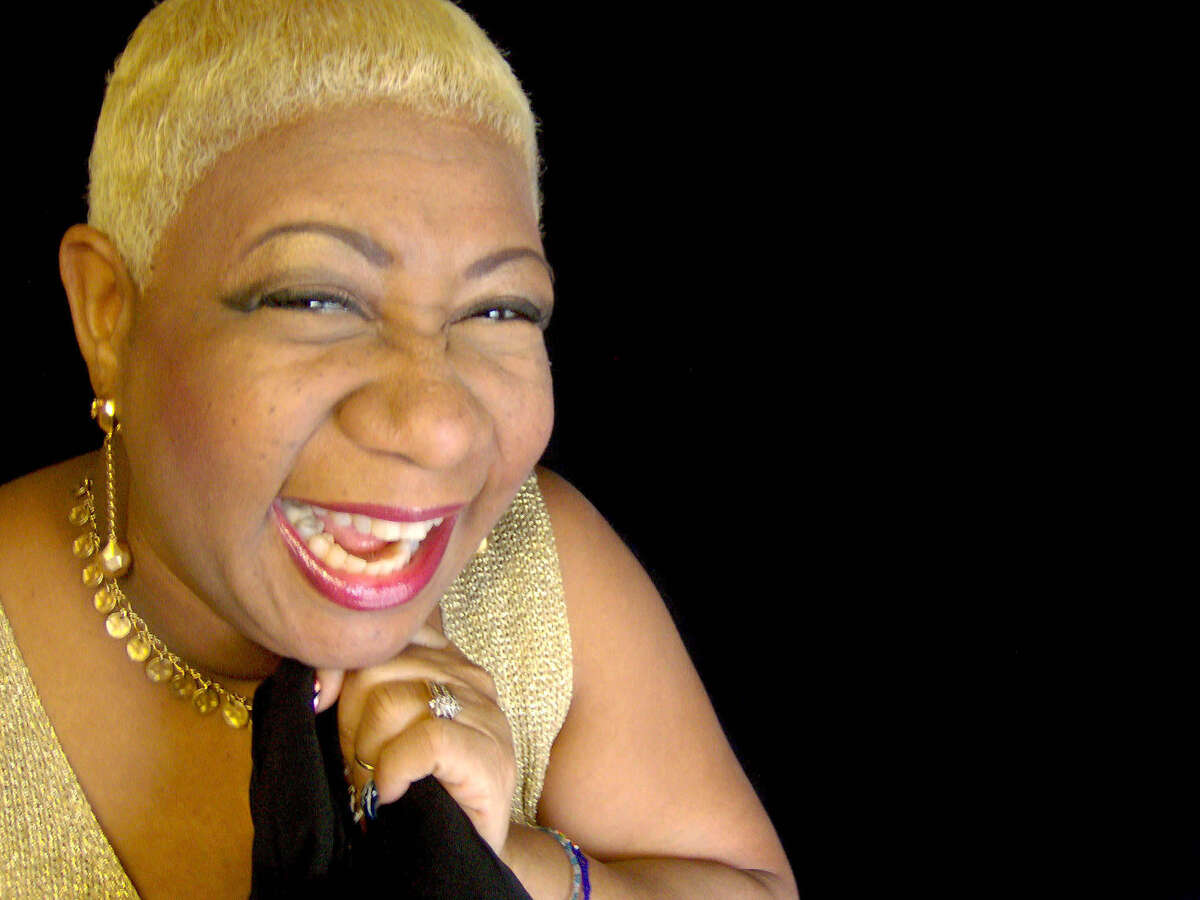 Luenell will be performing as part of the 8th Annual Funny Girlz show at the Herbst Theater Photo credit: William Hanford Lee Jr. SFC