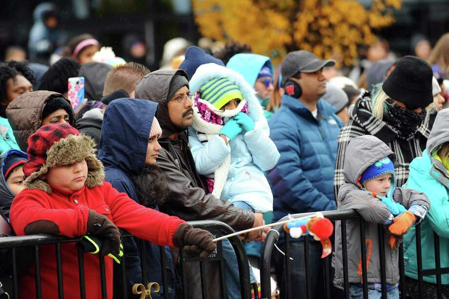 Photos from the 2016 UBS Parade Spectacular in downtown Stamford, Conn. on Sunday, Nov. 20, 2016. Photo: Michael Cummo / Hearst Connecticut Media / Stamford Advocate