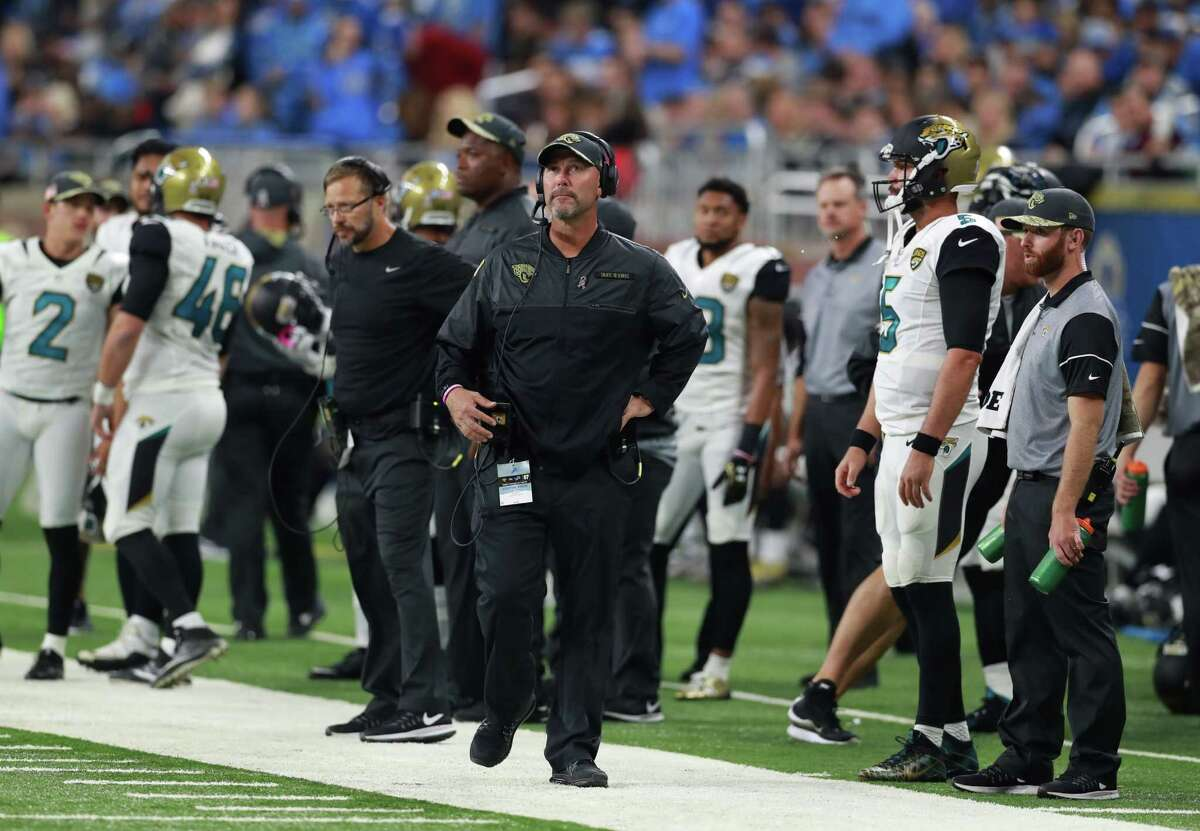 30. Jacksonville 2-8 | Last week: 30 The Jaguars have a five-game losing streak that should be six because their next game is at Buffalo. There's no doubt Gus Bradley will be fired.