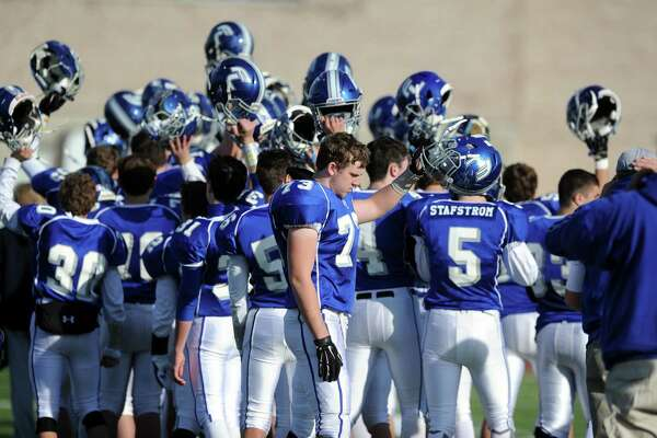 After struggling all season, the Ludlowe Falcons are looking to end on a high note with a win on Thanksgiving against town-rival Warde.
