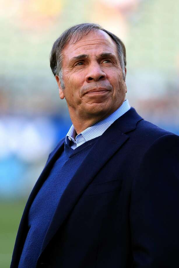 FILE - NOVEMBER 22: U.S. Soccer names Bruce Arena as the new coach for the U.S. Men's National team, Arena held the title from 1998 to 2006. CARSON, CALIFORNIA - APRIL 10:  Head coach Bruce Arena of the Los Angeles Galaxy looks on prior to a game against the Portland Timbers  at StubHub Center on April 10, 2016 in Carson, California.  (Photo by Sean M. Haffey/Getty Images) Photo: Sean M. Haffey