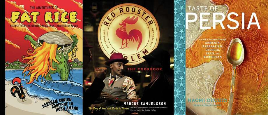 """The Red Rooster Cookbook,"" by Marcus Samuelsson (Rux Martin/Houghton Mifflin Harcourt) Photo: Sarah Fritsche"