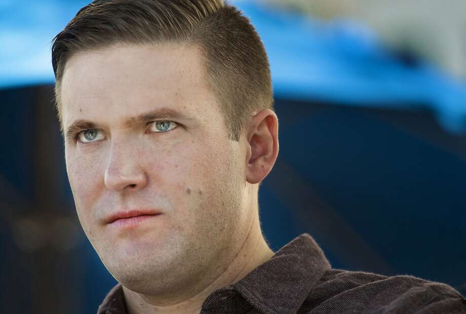 In this Nov. 18, 2016, photo, Richard Spencer attends the largest white nationalist and Alt Right conference of the year, in Washington. Photo: Linda Davidson, Associated Press