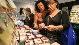 OPEN Holiday Market Weekends 1 & 2:  Shop local vendors at this two-weekend holiday shopping event.  Noon-8 p.m. Dec. 7-8 and Dec. 14-15, and 1-7 p.m. Dec. 10 and 16. 231 E. Houston St.,    opensanantonio.com   .