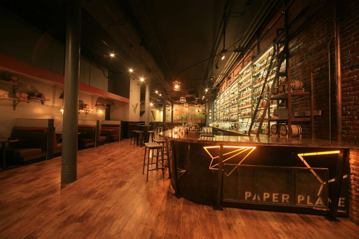 Bartender Mary Palac of Paper Plane in San Josewas nominated as one of the top 10 bartenders in the U.S.