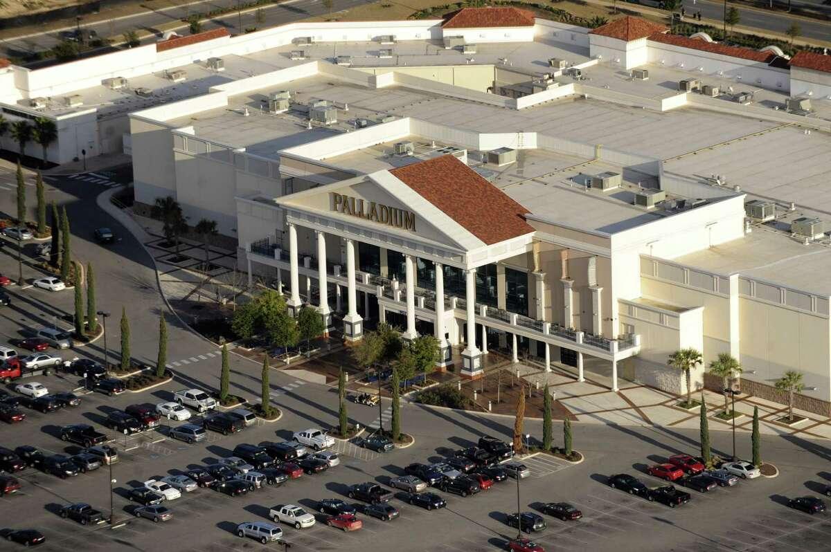 File photo of The Palladium. Santikos Entertainment has opened three of its theaters amid the coronavirus pandemic.
