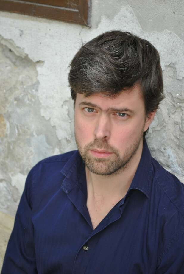 David Szalay Photo: Julia Papp