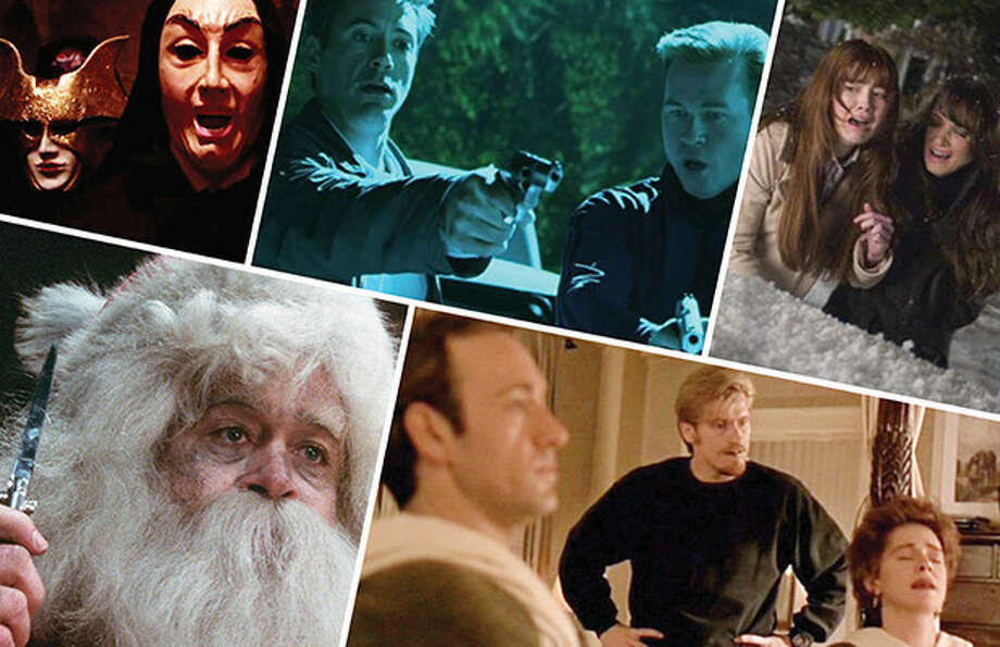 Christmas movies that are definitely not for kids