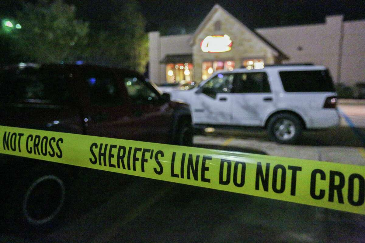 A suspect was killed during a robbery attempt at a Raising Cane's restaurant in Shenandoah on Tuesday night.