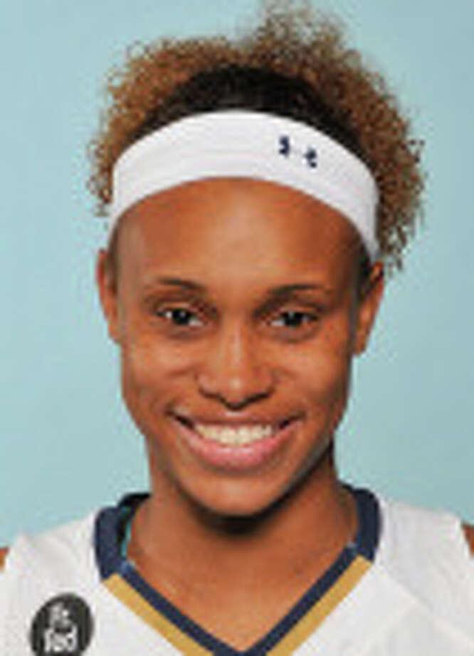 Brianna Turner, Notre Dame women's basketball / Michael & Susan Bennett