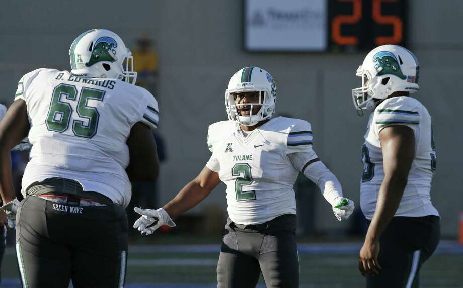AAC POWER RANKINGS12. Tulane (3-8, 0-7 AAC)In a season full of sluggish performances on offense, Tulane registered maybe its worst performance of the season in last week's 31-0 loss to Temple. The Green Wave only managed 142 yards of total offense and only had eight first downs the entire day. Tulane closes the season out with week against UConn and its inability to score may not be as big of an issue with the matchups between the schools from the past two seasons only garnering a combined 25 points. - Will Guillory, The Times-Picayune Photo: Sue Ogrocki, Associated Press / AP