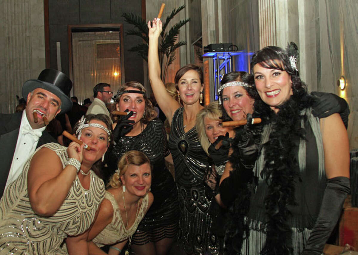 Were you Seen at the 3rd Annual Stemcellebration, a benefit for the Wicklund Warriors charity held at Sixty State Place in Albany on Saturday, Nov. 19, 2016?