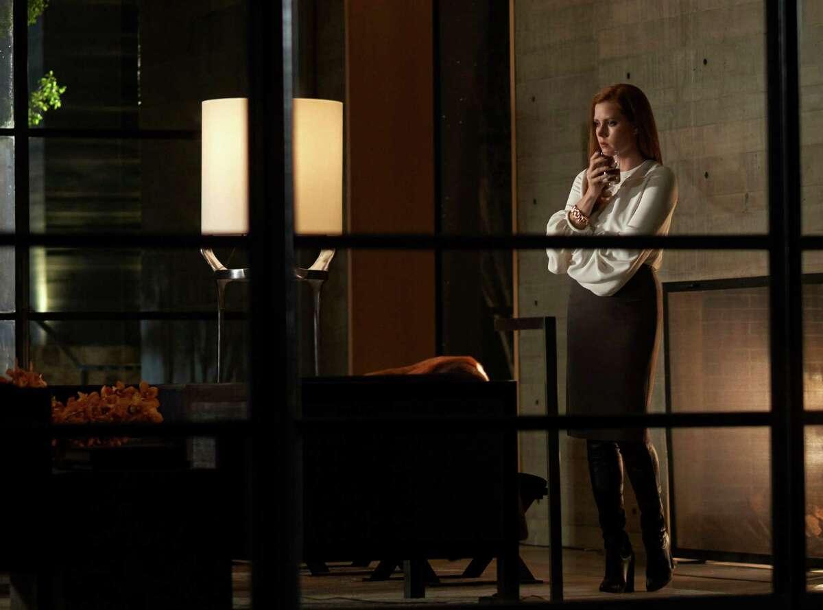 Amy Adams stars in the mood piece