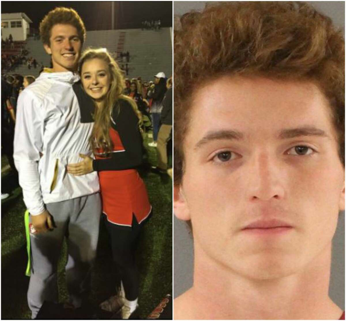 Maryville College football player William Riley Gaul, 18, has been charged with first-degree murder in the death of his alleged girlfriend Emma Walker, 16.