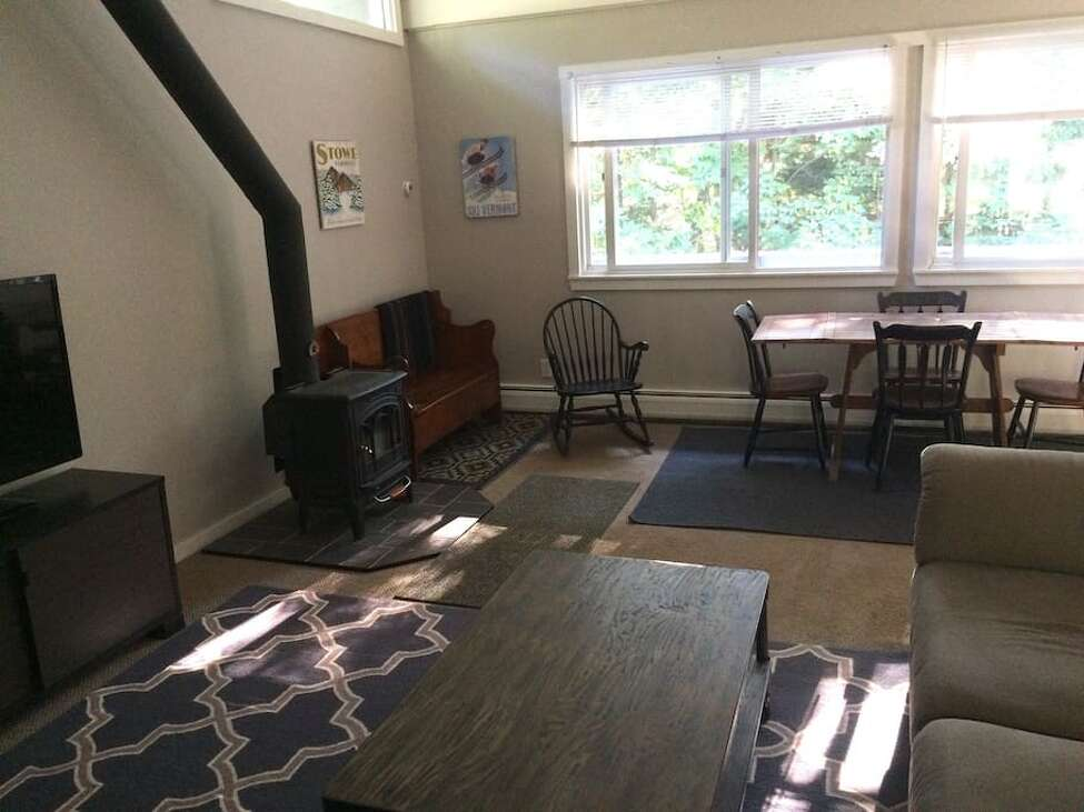 Stowe, VT . Slopeside Condo. Price: $130. Condo located steps to Toll House Lift at Stowe Mountain Resort. Quiet, clean unit with plenty of privacy. Great place for skiing, snowboarding, cross country, snow shoe, hiking, leaf peeping, relaxation and more. View full listing on Airbnb.