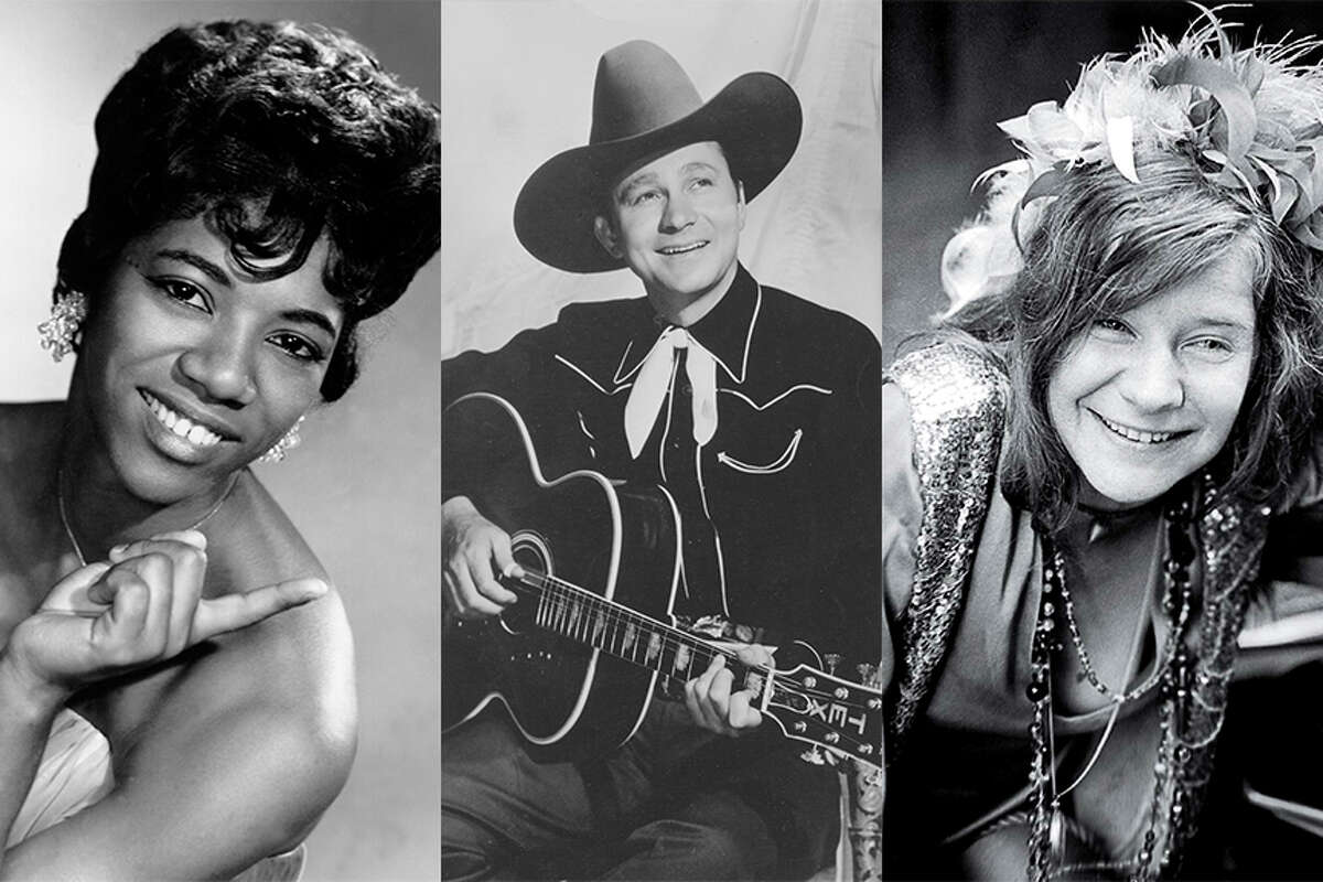 SOUTHEAST TEXAS MUSICIANS AND THEIR BIGGEST HITS Keep clicking for a look at the biggest stars to come out of the Golden Triangle and their most famous songs.