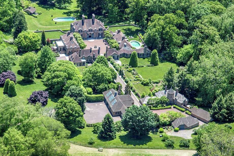 The mansion that Campbell's Soup Company built in Gladwyne, Penn. Photo: Southeby's International Realty