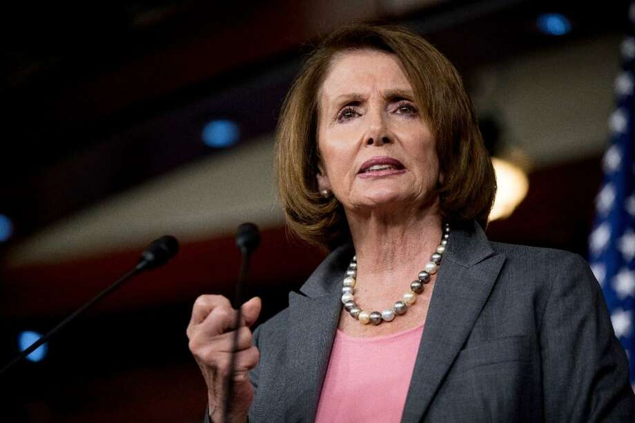 Nancy Pelosi, D-Calif., if facing a challenge to maintain her position as the Democrats' House leader. Photo: / Associated Press