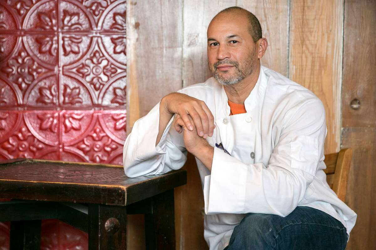 Owner Jaime Maldonado at his bakery, La Victoria, on Tuesday, Nov. 22, 2016 in San Francisco, Calif.